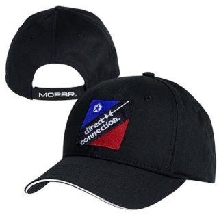 Direct Connection Mopar Performance Parts Dodge Jeep Chrysler Hat Black Automotive