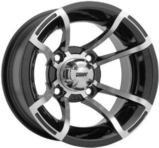 Douglas Wheel QUATROSPORT 12X7 4+3 4/110 995 10 Automotive