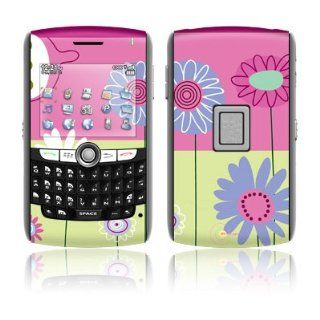 Spring Love Design Protective Skin Decal Sticker for Blackberry 8800/ 8820/ 8830/ World Cell Phones Cell Phones & Accessories