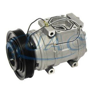 Universal Air Conditioning CO22001C New A/C Compressor with Clutch Automotive
