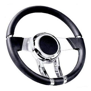 Flaming River FR20150 WATERFALL STEERING WHEEL Automotive