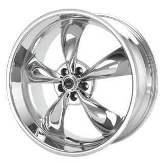 "American Racing Torq Thrust M AR605 Chrome Wheel (17x8""/5x4.75"") Automotive"