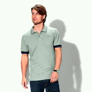 Genuine BMW Men's Polo  Gray  Size Extra Large Automotive