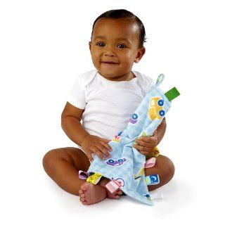 Taggies Little Taggies Plush Blanket (Assorted)  Baby