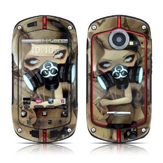 Scavengers Design Protective Decal Skin Sticker (High Gloss Coating) for Casio G'zOne Commando C771 Cell Phone Cell Phones & Accessories