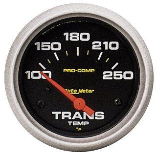Auto Meter 5457 Pro Comp Electric Transmission Temperature Gauge Automotive