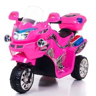 Lil' RiderTM Pink FX 3 Wheel Battery Powered Bike Toys & Games