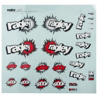 Ragley Troof Decal Kit 2011