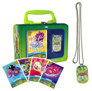 Moshi Monsters Trading Card Tin      Merchandise