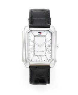 Tommy Hilfiger Men's Leather Collection watch #1710053 Watches