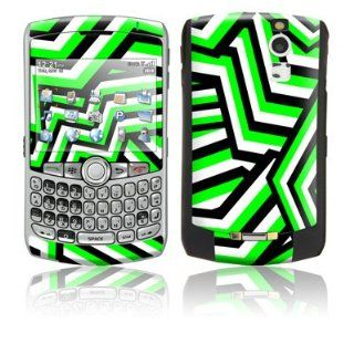 Shocking Design Protective Skin Decal Sticker for Blackberry Curve 8330 Cell Phones Electronics
