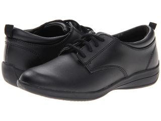 Kenneth Cole Reaction Kids Letter Together Uniform Kids Shoes (Black)