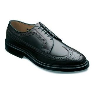 Men's Allen Edmonds MacNeil Shoe, Black Polished Cobbler Leather (Extreme Luxury) (Available in all sizes and width) 9.5 E Shoes