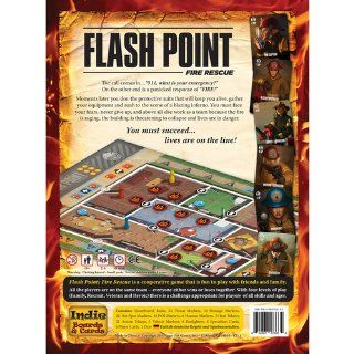 Flash Point Fire Rescue Toys & Games