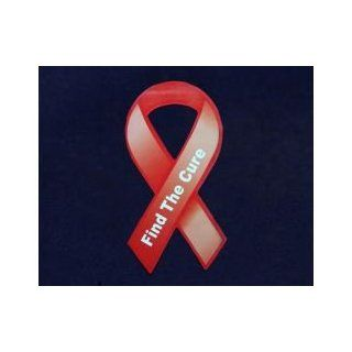 Large Red Ribbon Magnet  Sporting Goods  Sports & Outdoors