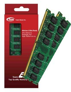 4GB (2GBx2) Team High Performance Memory RAM Upgrade For HP   Compaq dc7800 Series Small Form Factor. The Memory Kit comes with Life Time Warranty.