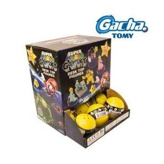 New Gacha Balls Super Mario Galaxy Figures Case Of 18 Five Different Character Design Computers & Accessories