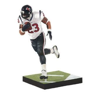 Arian Foster Mcfarlane NFL Football Series 32 Action Figurine BRAND NEW MINT Factory Sealed NEW IN BOX  Houston Texans Superstar Running Back is featured in his first every Mcfarlane  Must have Collectible for all Texans Fans  Makes a Great Gift  Check