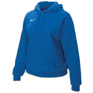 Nike Classic Fleece Hoody   Womens   For All Sports   Clothing   Royal
