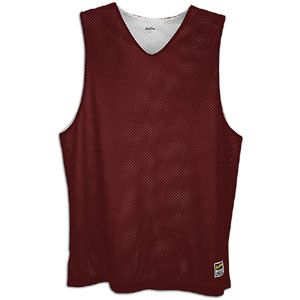 Basic Reversible Mesh Tank   Mens   Basketball   Clothing   Dark Maroon/White