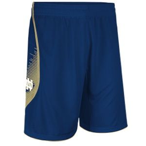 adidas College Point Guard Shorts   Mens   Basketball   Clothing   Notre Dame Fighting Irish   Navy