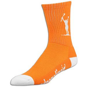 Adrenaline Lacrosse Carlson Socks   Mens   Lacrosse   Accessories   Orange