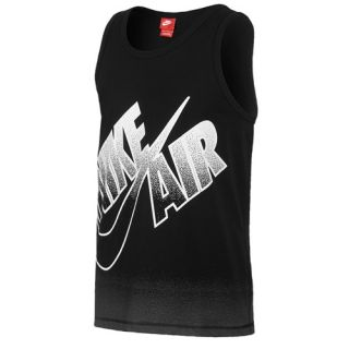 Nike Pivot Air Tank   Mens   Casual   Clothing   Black/Anthracite