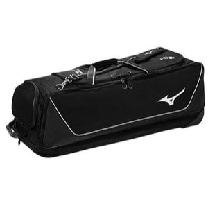 Mizuno MP Elite Wheel Bag   Baseball   Sport Equipment   Black