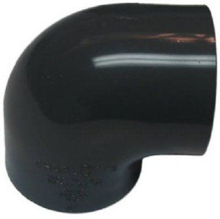 "CHARLOTTE PIPE & FOUND PVC 08309 1600HA PVC 45 DEGREE ELBOW SLIP X SLIP GRAY 1 1/4""   Pipe Fittings"