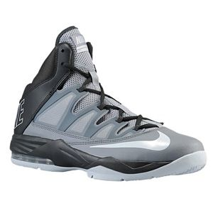 Nike Air Max Stutter Step   Mens   Basketball   Shoes   Stealth/Anthracite/Wolf Grey