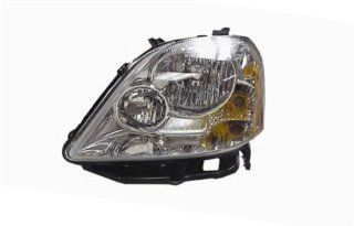 Ford Five Hundred Driver Side Replacement Headlight Automotive