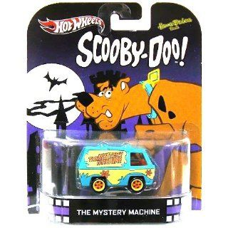 The Mystery Machine SCOOBY DOO 2013 RETRO Hot Wheels 164 Scale Die Cast Toys & Games