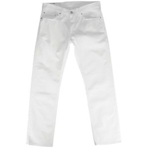 Levis 514 Slim Straight Jeans   Mens   Casual   Clothing   White Bull Denim