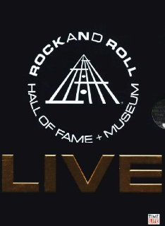 Rock and Roll Hall of Fame Live (Four Disc Collector's Edition featuring Concert DVD) Mick Jagger, George Harrison, Ringo Starr, Bob Dylan, Bruce Springsteen, John Fogerty, Billy Joel, Bono U2, Tina Turner, Tom Petty, Paul McCartney, Pete Townshend, K