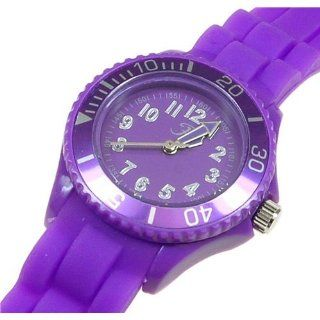 Reflex Analogue Purple Dial & Silicone Strap Ladies Fashion Watch SR203 Watches
