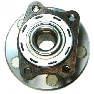 512300 Axle Bearing & Hub Assembly for Ford Five Hundred, Freestyle, Taurus, Mercury Montego, Sable, Rear Driven Hub without ABS Automotive
