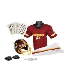 Franklin Sports NFL Deluxe Youth Uniform Set  Football Uniforms  Clothing
