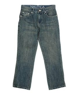 Baby Phat Big Girls Medium Wash Blue Skinny Fit Jean (12) Clothing