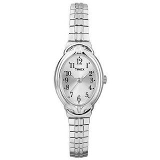 Timex Women's Elevated Classics Oval Expansion Band Dress Watch Steko LTD Watches