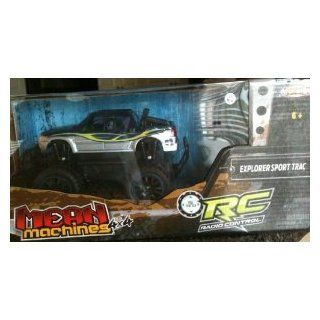NKOK MEAN MACHINES FORD EXPLORER SPORT TRAC 4X4 RC REMOTE RADIO CONTROL CAR PICK UP TRUCK