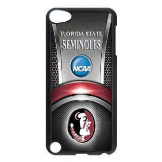 shinecases ipod case   Best Look ncaa Florida State Seminoles Logo of ipod touch 5th case Premium Hard Plastic Case Covers Cell Phones & Accessories