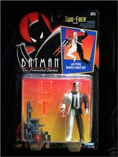 BTAS BAtman the Animated Series Two Face Action Figure Toys & Games