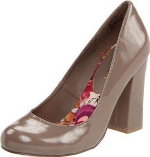 Madden Girl Women's Viscious Pump, Taupe Patent, 6.5 M US Pumps Shoes Shoes