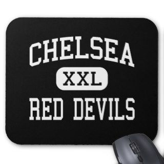 Chelsea   Red Devils   High   Chelsea Mouse Pads