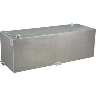 RDS Rectangular Auxiliary Transfer Fuel Tank   91 Gallon, Smooth Finish, Model