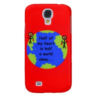 My Heart Misses You Samsung Galaxy S4 Case