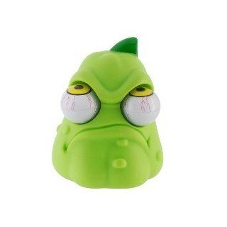 Plants vs Zombies SQUASH with Pop Eyes   Stress Reliever (Green) Toys & Games