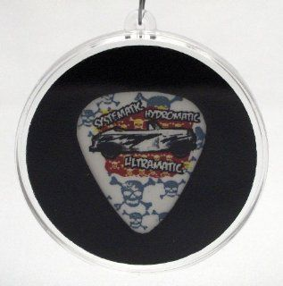 """Grease"" Guitar Pick Christmas Tree Ornament   Systematic  Clayton Guitar Pick"