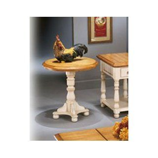 Rock Falls Round End Table By Ashley Furniture
