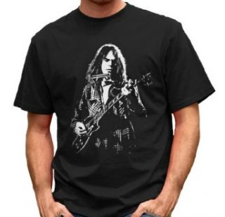 DJTees Neil young T shirt Clothing